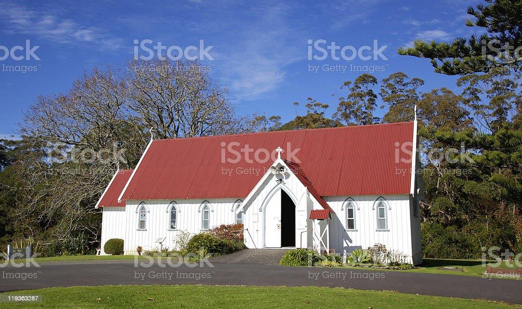 St James Church stock photo