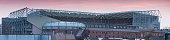 St. James' Park - Newcastle United vs Man U.
