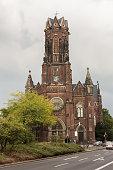 st josef church aachen germany
