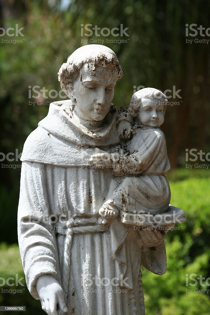 St Joseph royalty-free stock photo