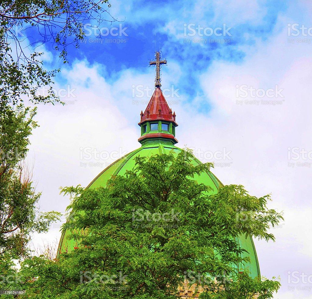 St. Joseph's Oratory stock photo