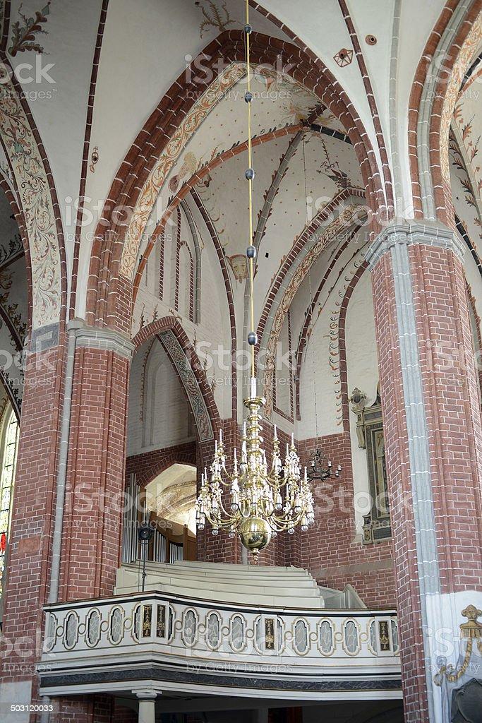 St. Katharinen (Brandenburg an der Havel) stock photo