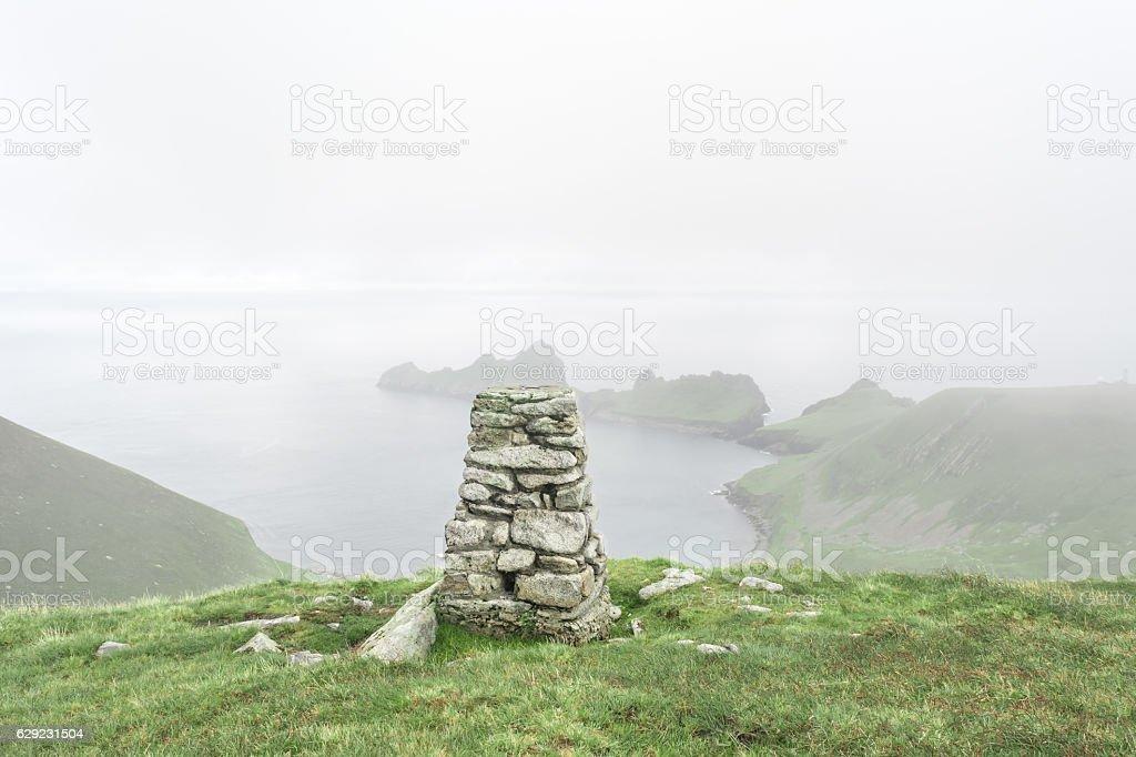 St Kilda, Scotland stock photo