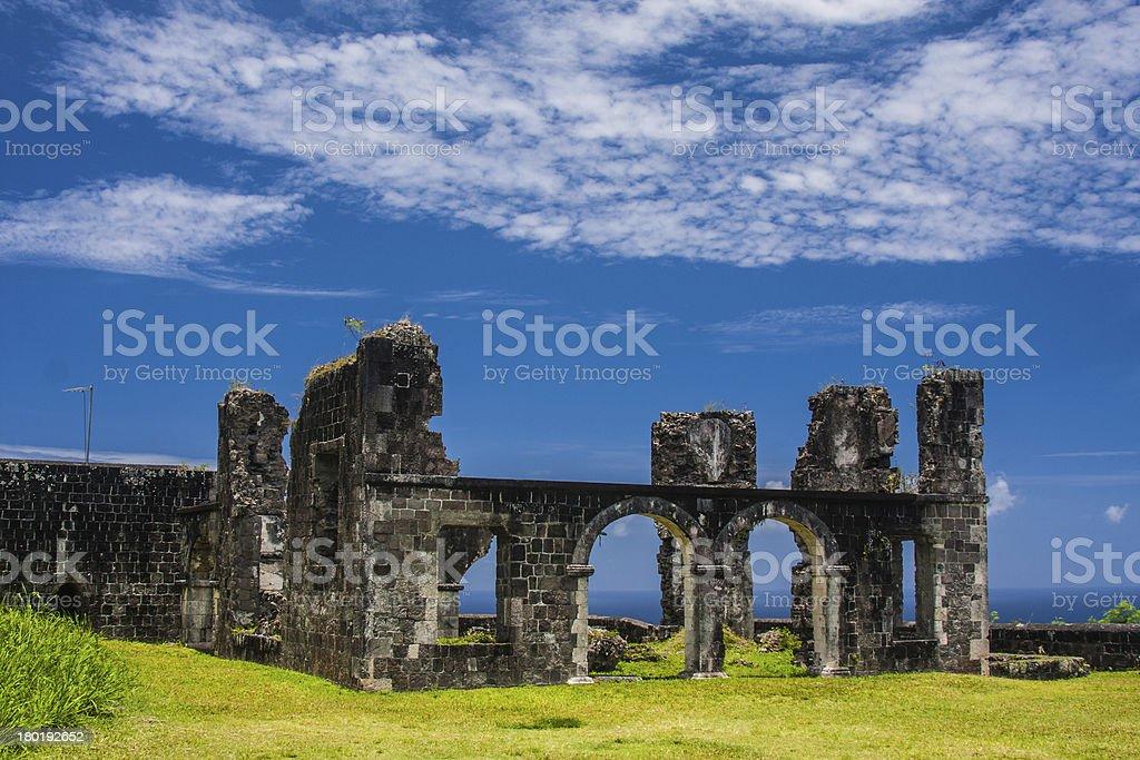 St. Kitss stock photo