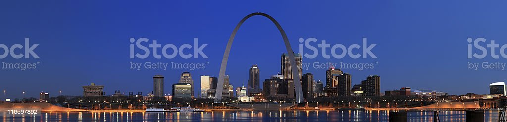 St. Louis, MO stock photo