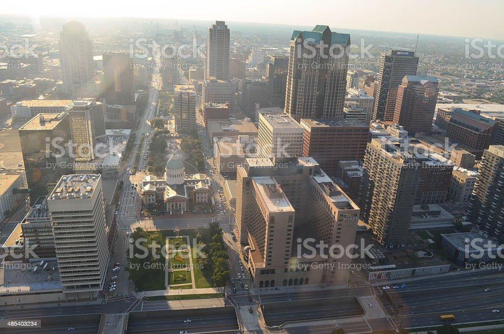 St. Louis stock photo