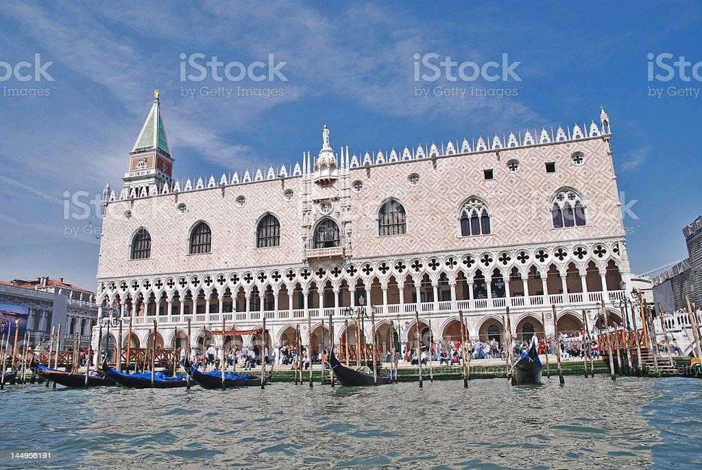 St Marco, Venice Italy stock photo