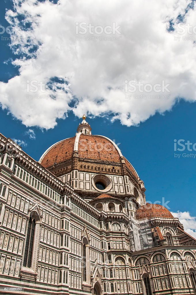 St. Maria Novella stock photo