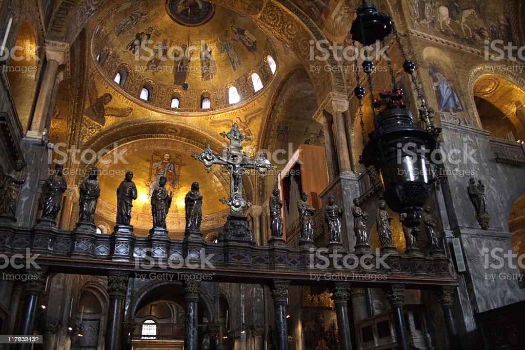 St. Mark royalty-free stock photo