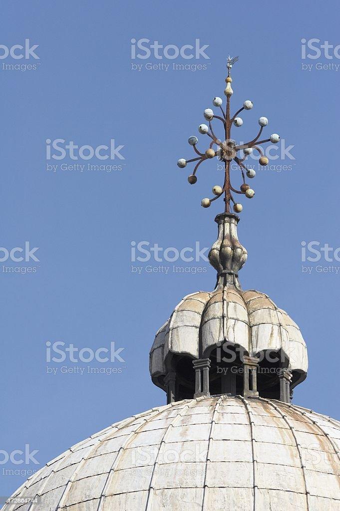St Mark's Basilica stock photo