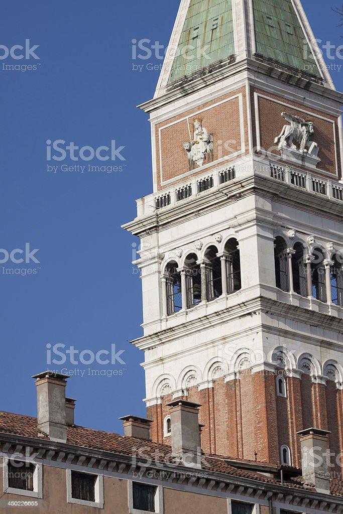 St Mark's Square, Venice 2011 royalty-free stock photo