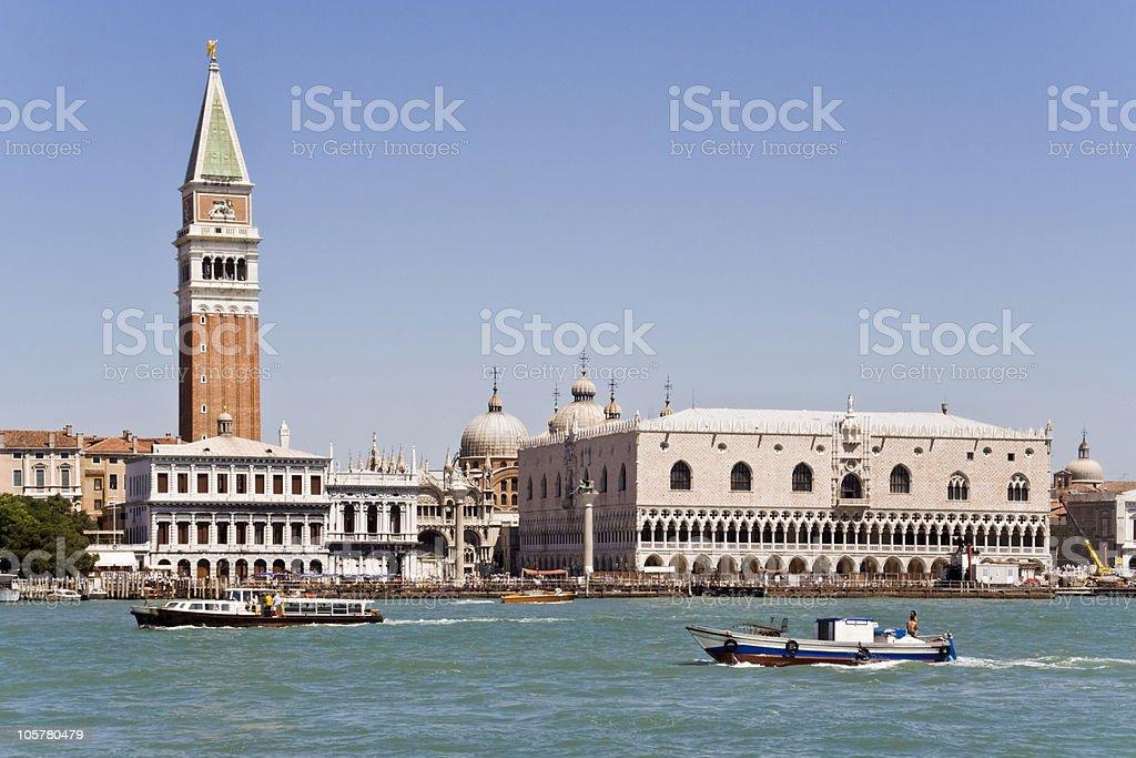 St Marks Square - Venice royalty-free stock photo