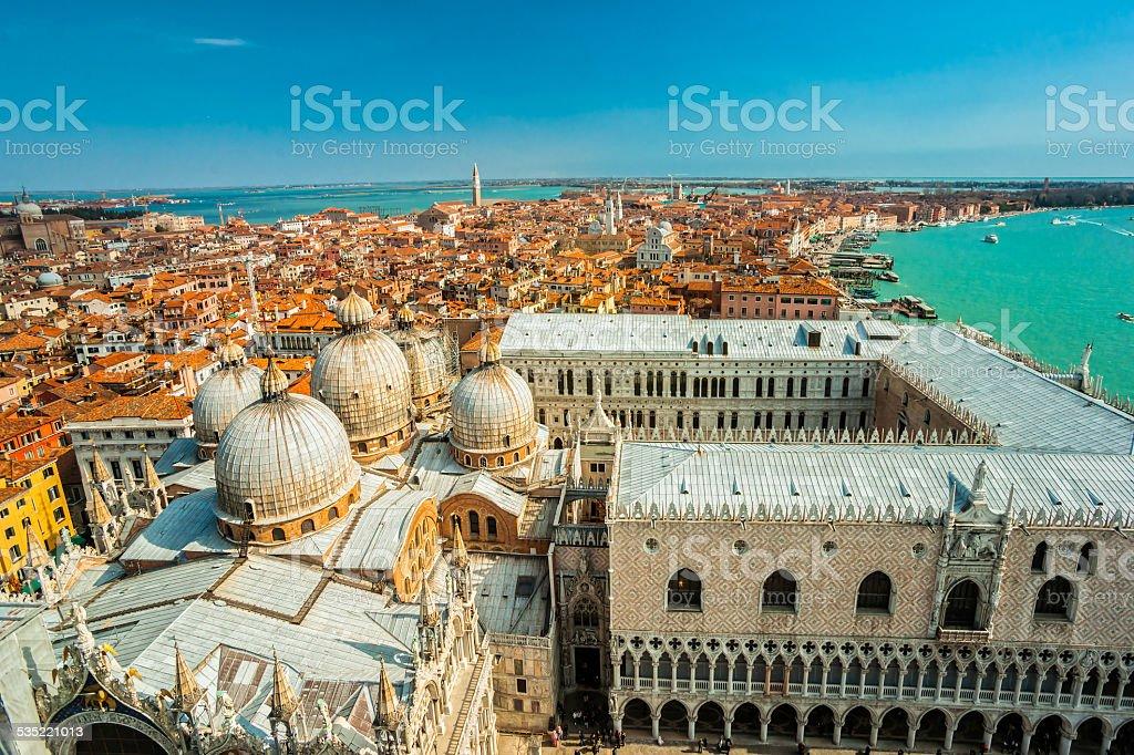 St. Marks, Venedig, Italien – Foto