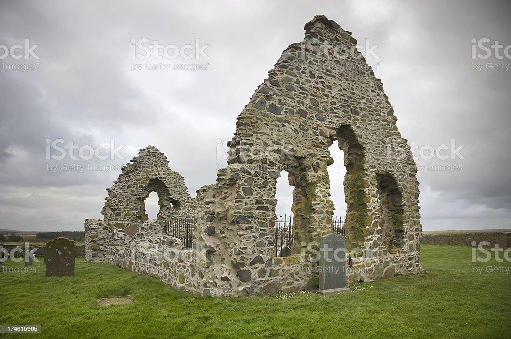 St Mary's Chapel stock photo