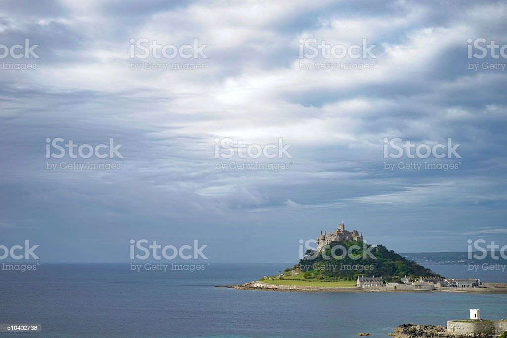 St Michael's Mount stock photo