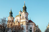 St. Nicholas Church at Prague, Czech Republic