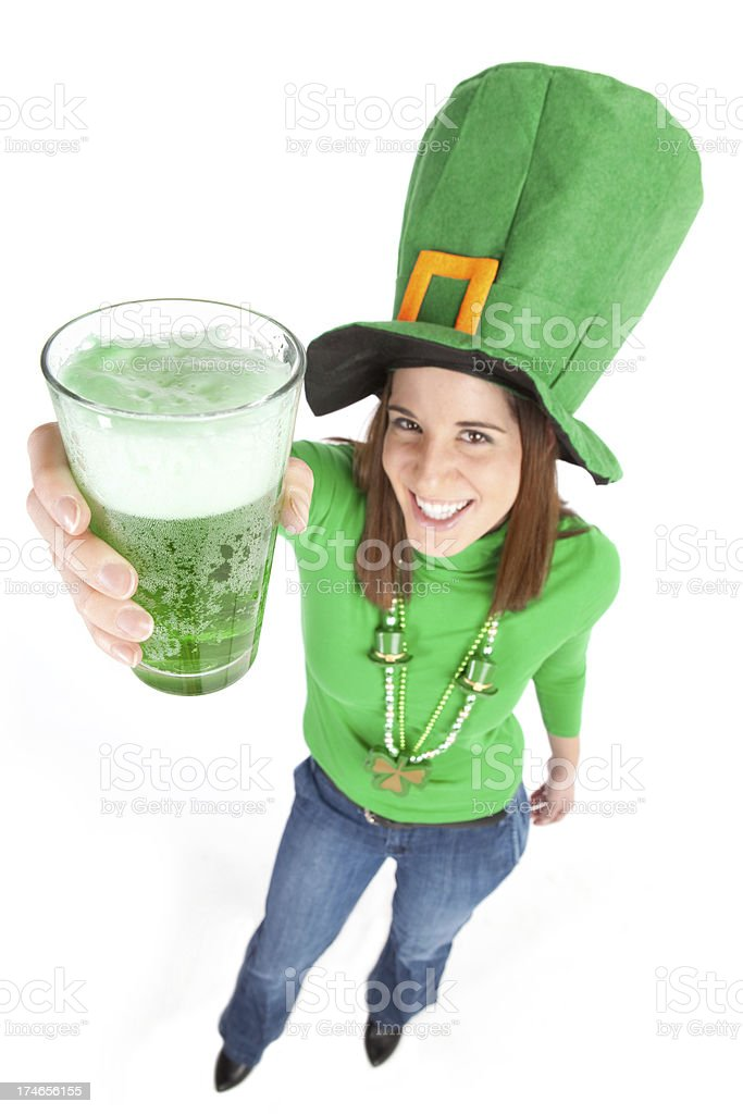 St. Paddy's Day royalty-free stock photo