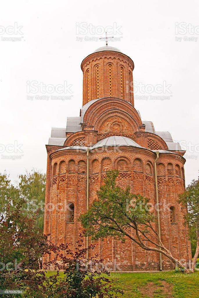 St. Paraskeva Pyatnitskaya church in Ukraine, Chernihiv stock photo