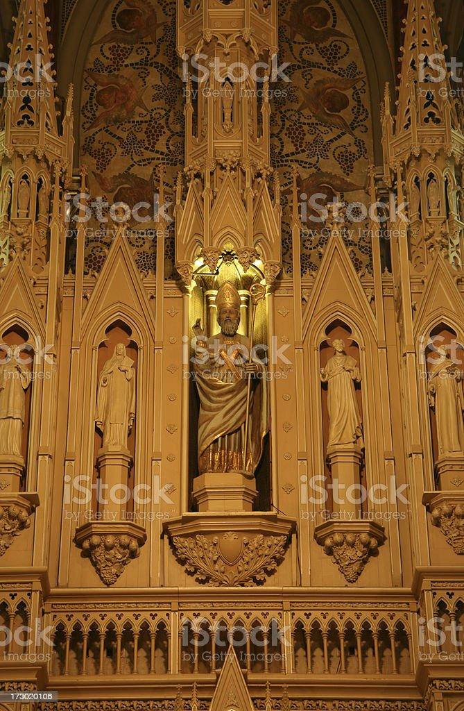 St. Patrick stock photo