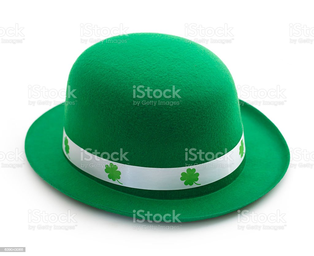 St Patricks Day Background stock photo