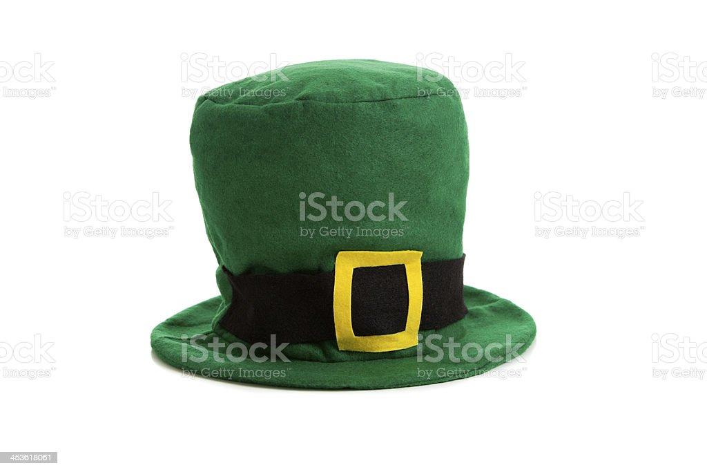 St. Patricks day  hat decoration stock photo