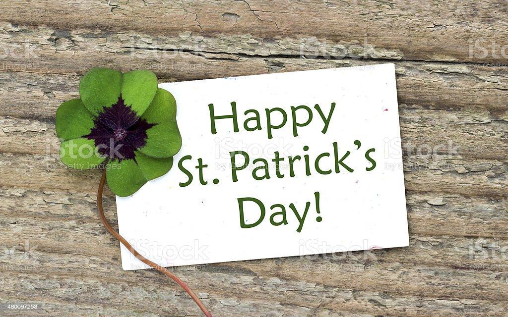 St. Patrick`s day stock photo
