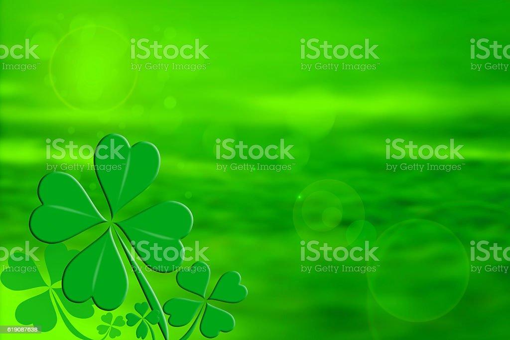 St. Patricks Day stock photo
