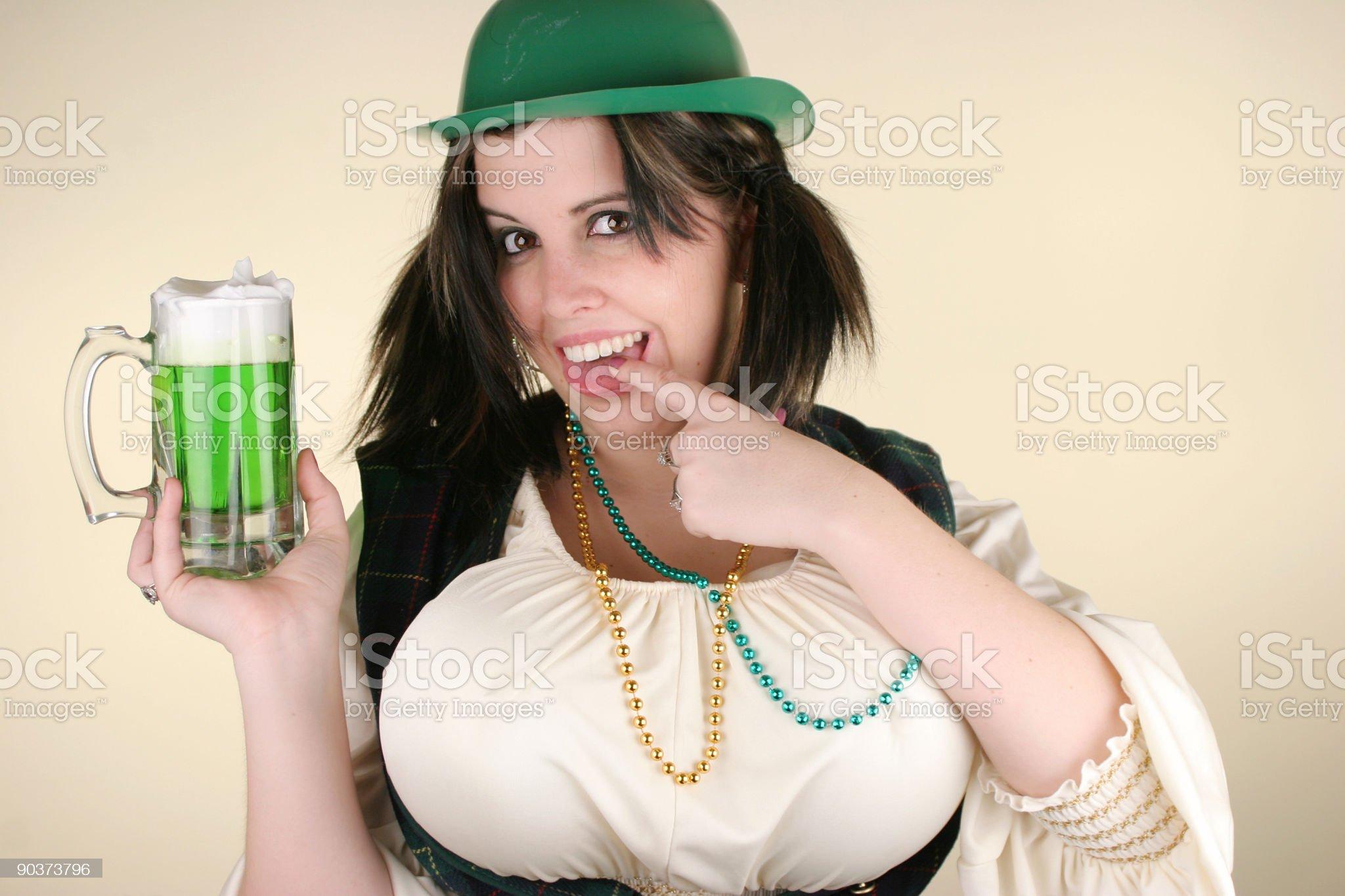 St. Patricks royalty-free stock photo