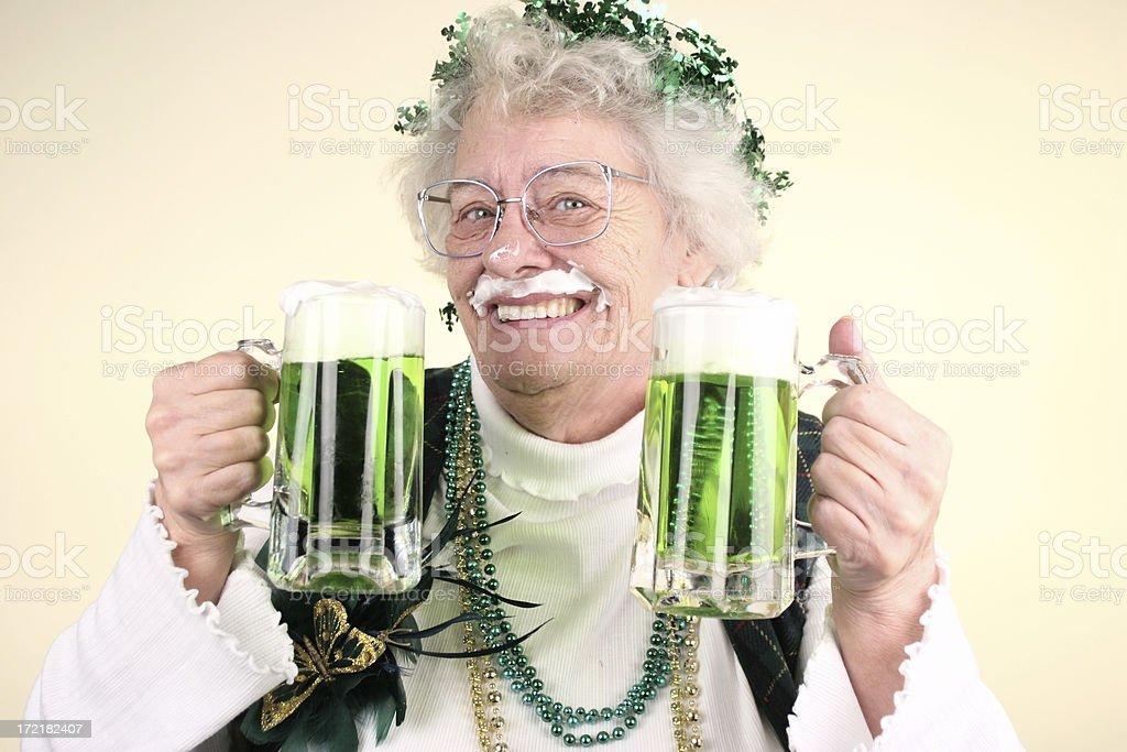 St. Patrick's Series stock photo