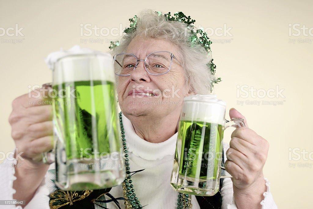 St. Patricks Series stock photo
