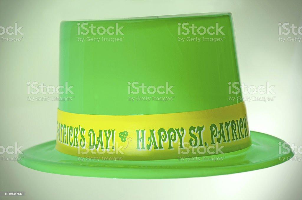 St. Pat's Hat stock photo
