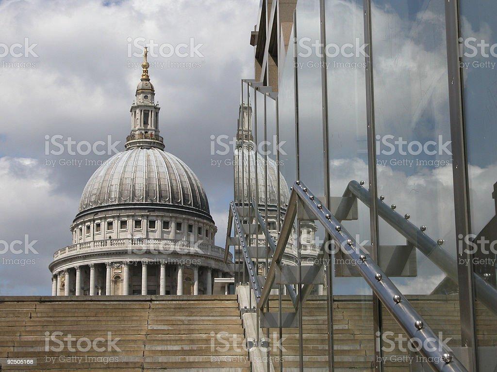St Pauls royalty-free stock photo