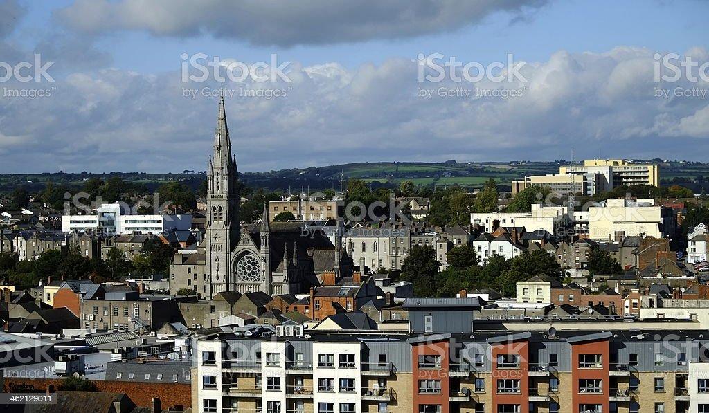 St. Peter's Church, Drogheda, Ireland stock photo