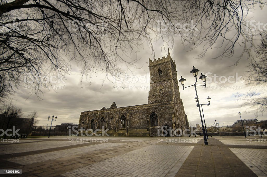St Peter's Church royalty-free stock photo