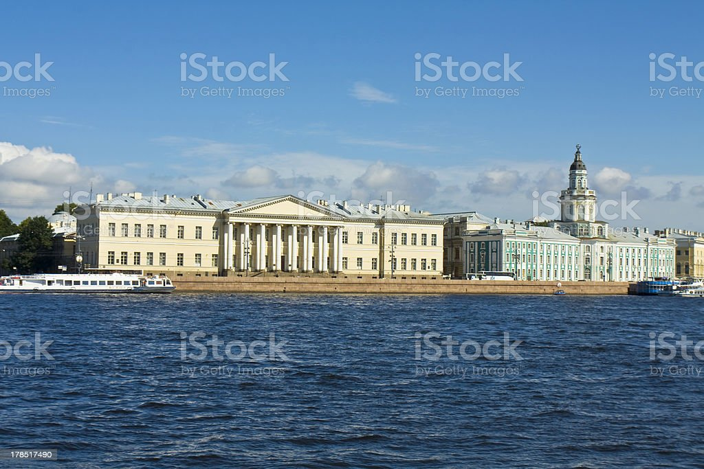 St. Petersburg, Russia royalty-free stock photo