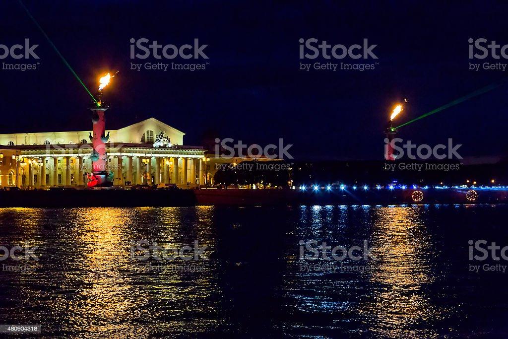 St. Petersburg, Russia stock photo
