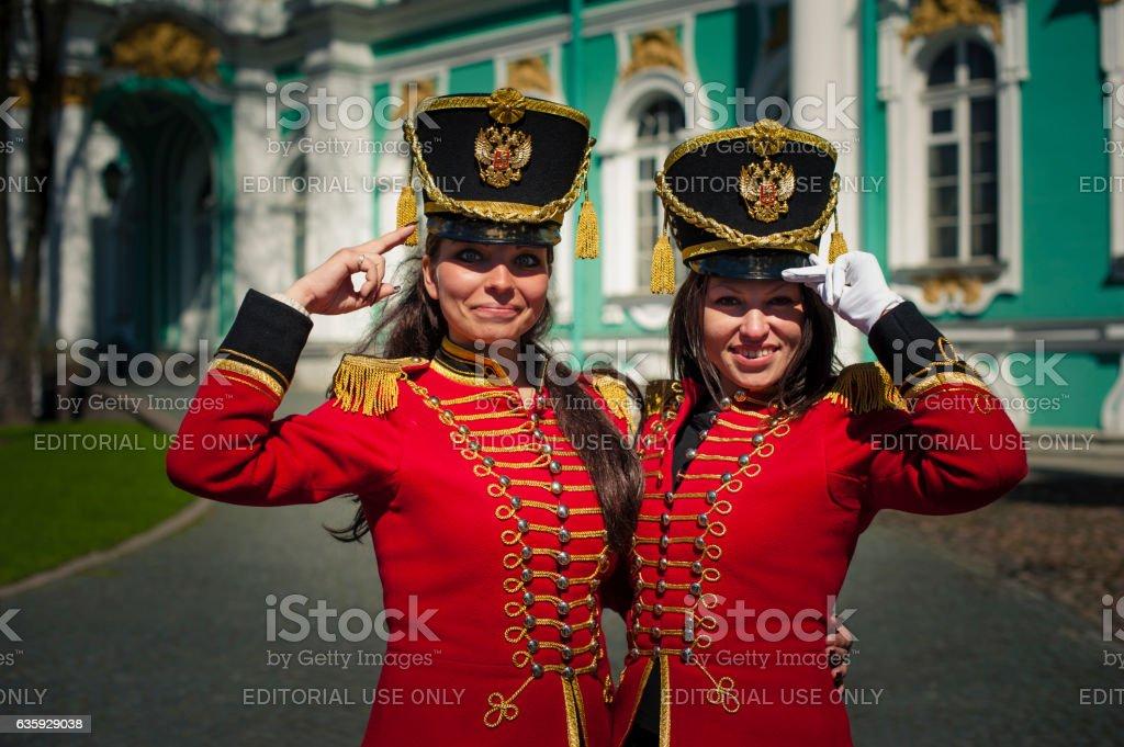 St Petersburg - Russia stock photo