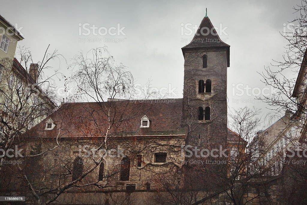 St. Rupert's Church stock photo