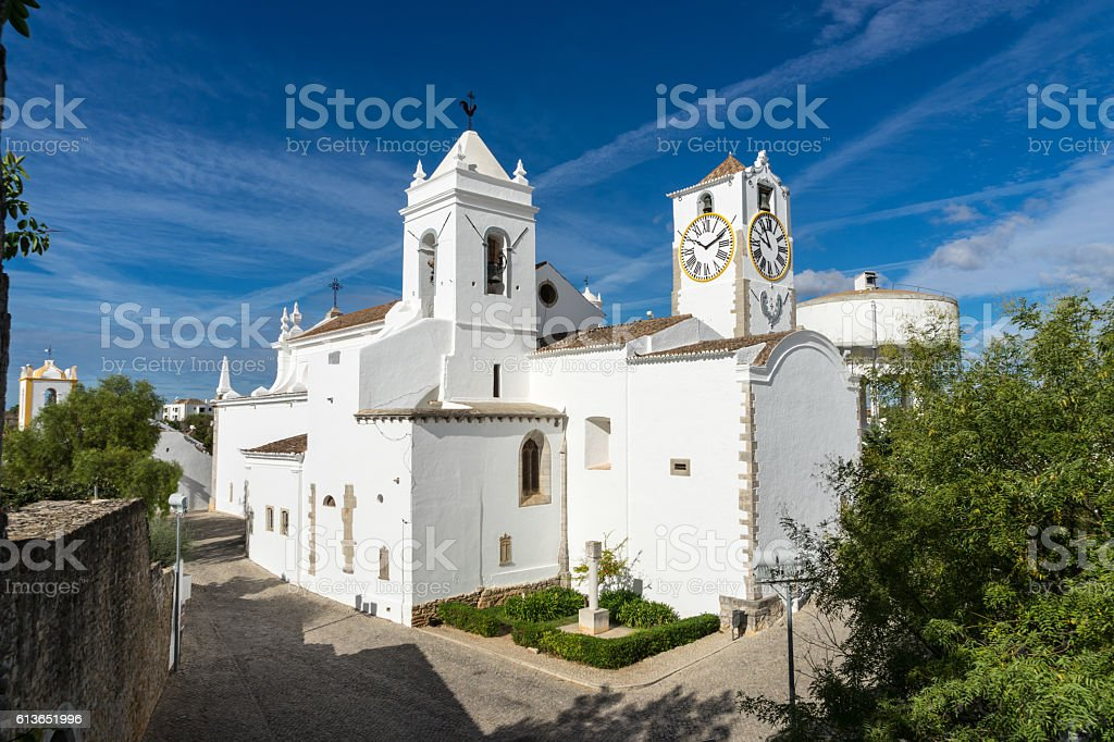 St. Saint Mary of Castle Church stock photo