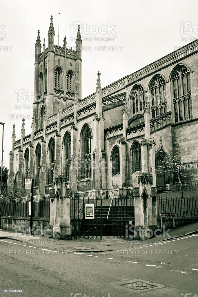 St Saviour's Church B stock photo