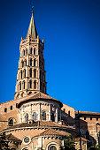 St. Sernin Basilica in Toulouse France