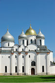 'St. Sophia Cathedral in Novgorod, Russia'