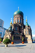 St. Sophia Church,Haerbin China