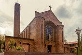 St Teresa's Catholic church in Rosebank