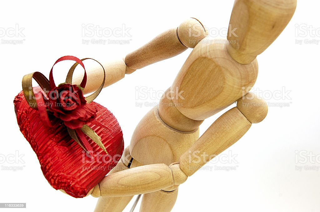 St Valentine's day royalty-free stock photo