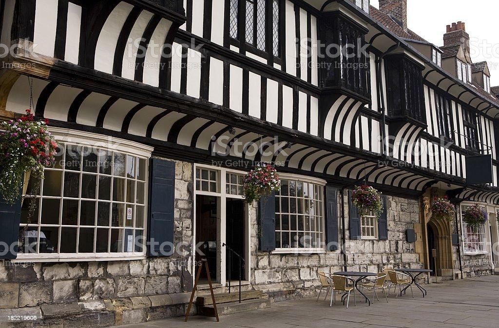 St Williams College York royalty-free stock photo