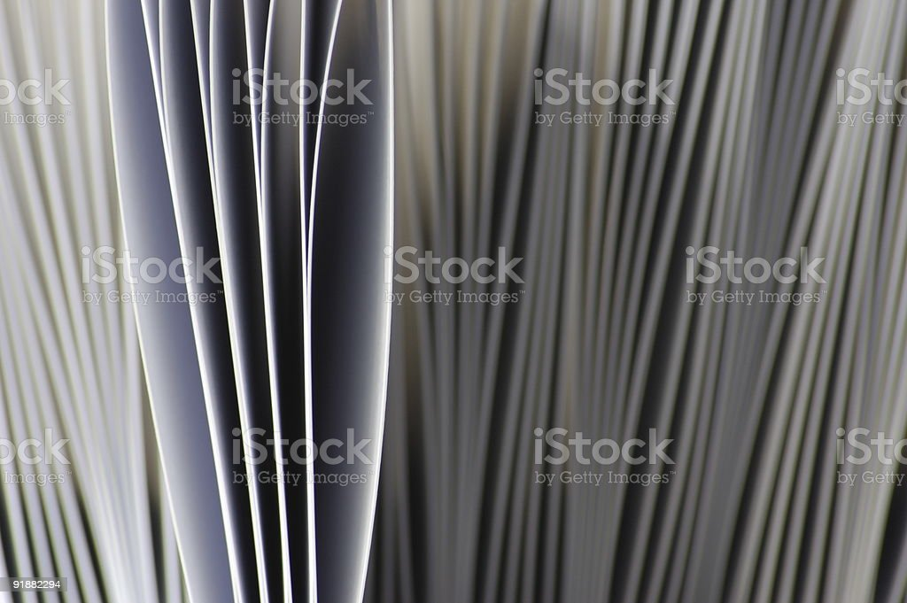 Stack of Cards royalty-free stock photo
