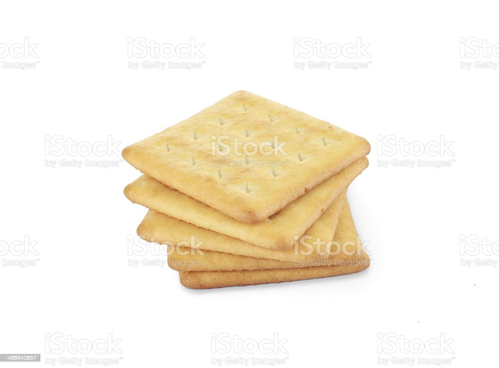 Stack of cookies royalty-free stock photo