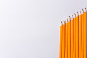 Stack of Yellow Pencils
