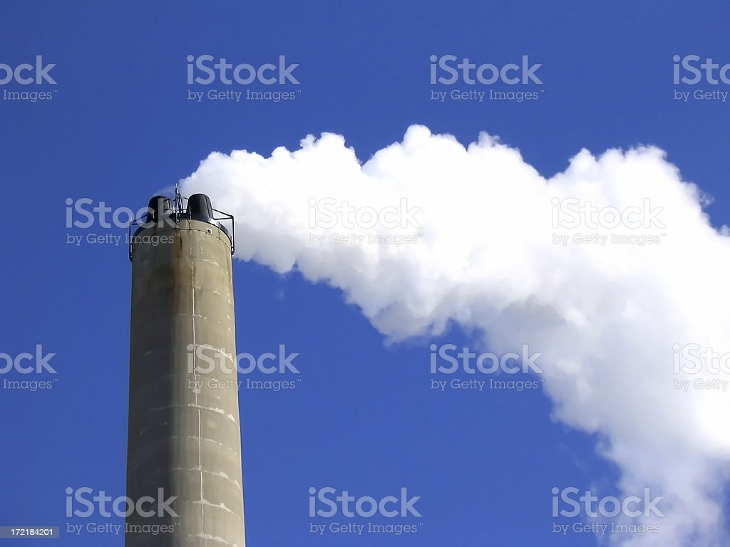 stack with big plume royalty-free stock photo